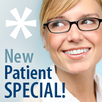 Manhattan cosmetic dentist new patient specials