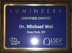 lumineers certified dentist