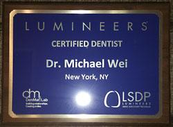 lumineers certified dentist