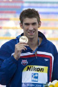 Michael Phelps teeth