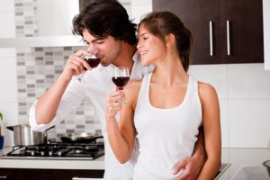 wine staining your teeth