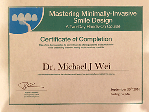 smile design course