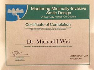 smile design course