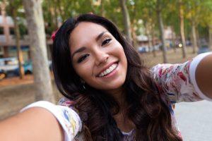 selfie star smile makeover