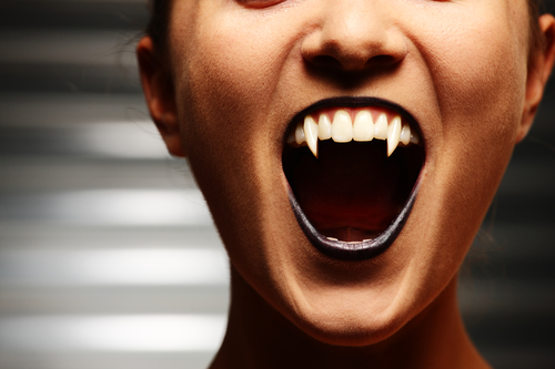 Perfect Your Fangs with Porcelain Veneers - Michael J  Wei