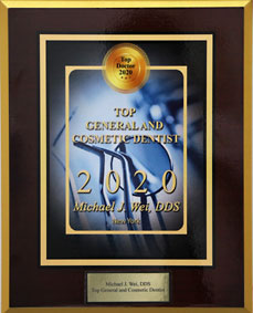 New York Top Doctor 2020 Award