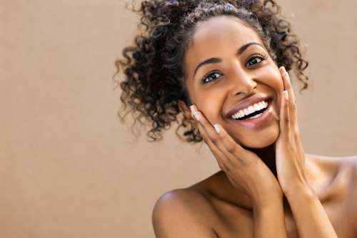 Microthin veneers NYC cosmetic dentist Dr. Michael J. Wei