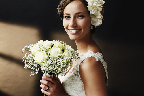 smile makeover for wedding nyc cosmetic dentist