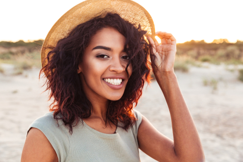 summer smile makeover NYC cosmetic dentist dr. michael j. wei